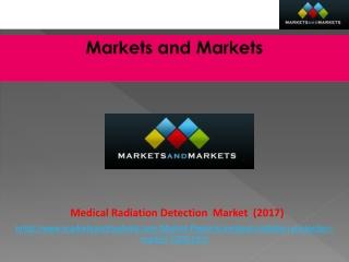 Medical Radiation Detection/Protection Market