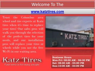 Columbus Custom Wheels- Chrome Rims- Buy Used Tires