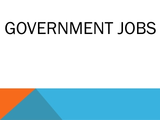 Government, jobs, india