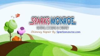 Chimney Repair By Sparks Monroe