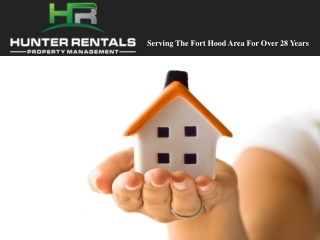 Rental Services In Ft Hood, TX