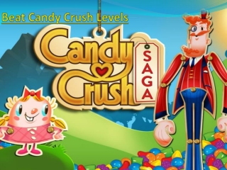 Beat candy crush level