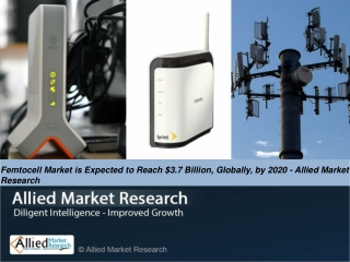 Global Femtocell Market (Types, Technology, Applications and
