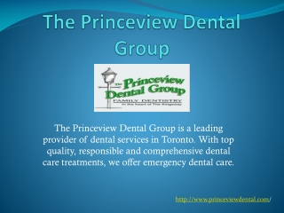 Family Dental Care service in Ontario