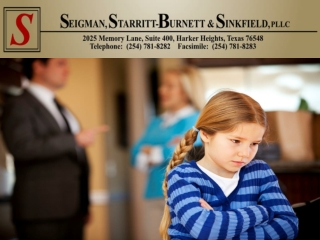 Child Custody Lawyer In Killeen TX