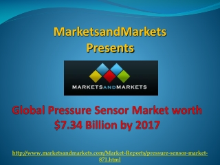 Pressure Sensor Market by 2017