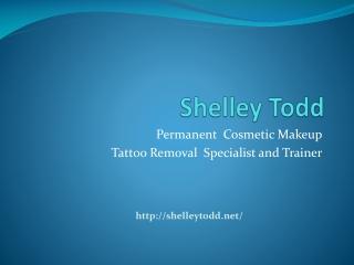 Permanent cosmetic makeup