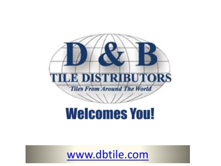 Florida Tile Distributor