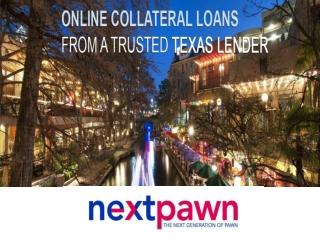 Collateral Loan in Dallas