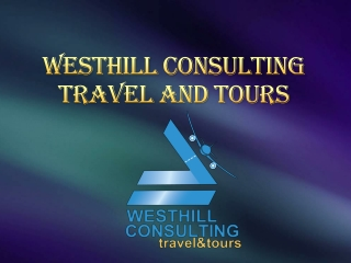 Westhill Consulting Travel and Tours Guide: Experience Spa i