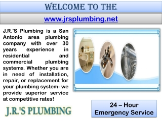 San Antonio Commercial Plumber- Sewer Cleaning- Drain Cleani