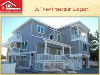 DLF New Projects in Gurgaon