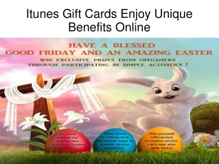 Where you can buy iTune gift card?