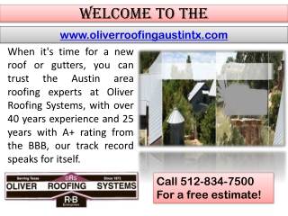 Metal Roofing Austin - Commercial Roofing Contractor - Coppe