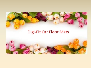 Choosing Good Quality Floor Mats for your Car