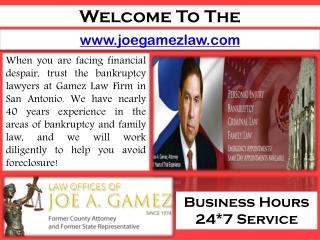 Divorce Attorney San Antonio - Child Support Attorney