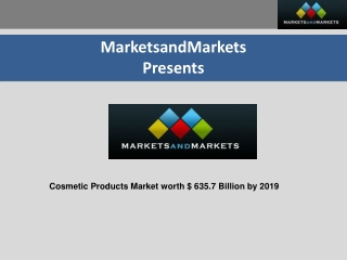 Cosmetic Products Market by Type (Color, Sun), Distribution