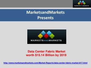 Data Center Fabric Market