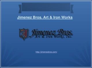 Jimenez Bros Art