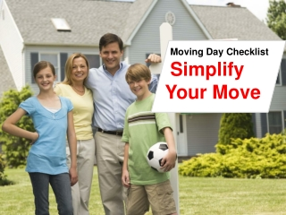 Moving Guide Checklist by Maxwell South Star Realty