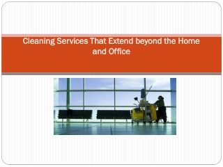 Pub cleaning services in Sydney