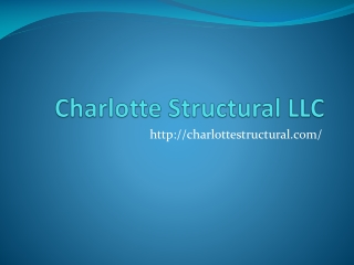Charlotte Structural LLC | preconstruction services in NC
