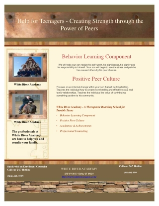 Behavior Learning Component