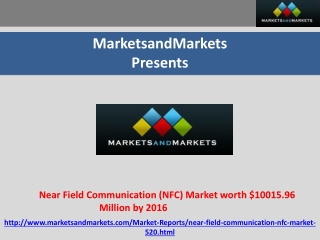 Near Field Communication (NFC) Market worth $10015.96 Millio