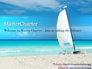 Gulet cruises Croatia Sailing Charter in Croatia - MasterCharter