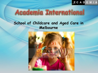 Aged Care and Childcare Courses