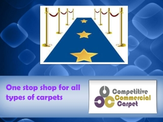 Competitive commercial carpet - Offers Various Designs of Ca