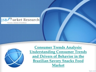 Consumer Trends Analysis: Understanding Consumer Trends and