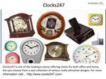 Buy Clocks For Home And Office At Affordable Price