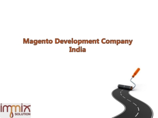 Magento eCommerce Development Company India