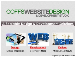 Website Design and Development in Coffs Harbour