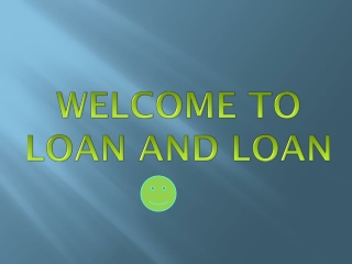 Get a loan for dreams comes true