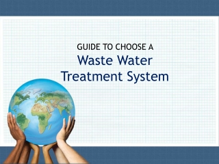 MicroFAST® - Advanced Waste Water Treatment System