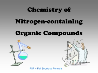nitrogen containing organic compounds