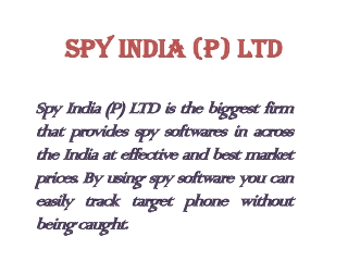 Spy Mobile Phone Software For Android