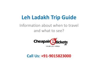 leh ladakh, travel, tour