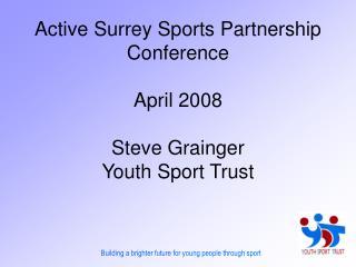 Impact of Partnership Working