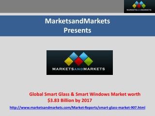 Global Smart Glass