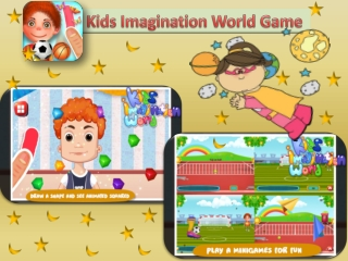 Kids Imagination World