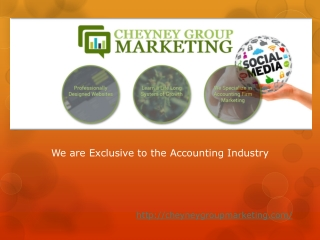 Cheyney Group Marketing