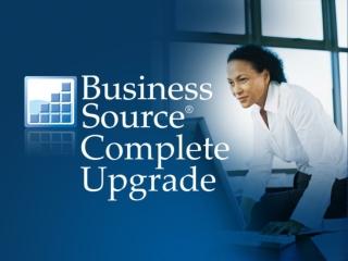 Business Source Premier vs. Complete