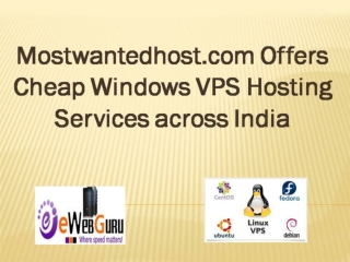Windows VPS India | Windows VPS Hosting