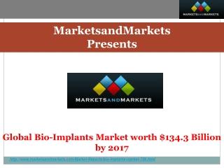 Bio-Implants Market - by Type