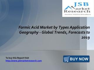 Formic Acid Market
