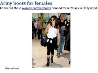 Army boots for girls for trekking