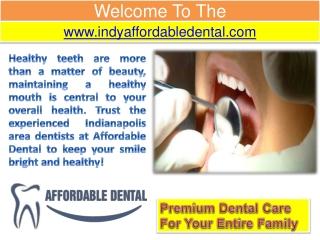 Cosmetic Dentist - Pediatric Dentist - Kids Dentist